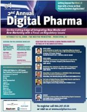 Digital Pharma Conference – be there!