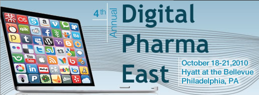 Some Thoughts on Digital Pharma East 2010