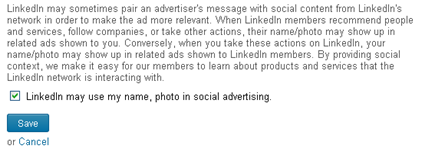 LinkedIn Wants Your Privacy!