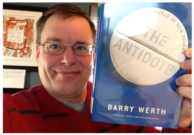 Book Review: The Antidote