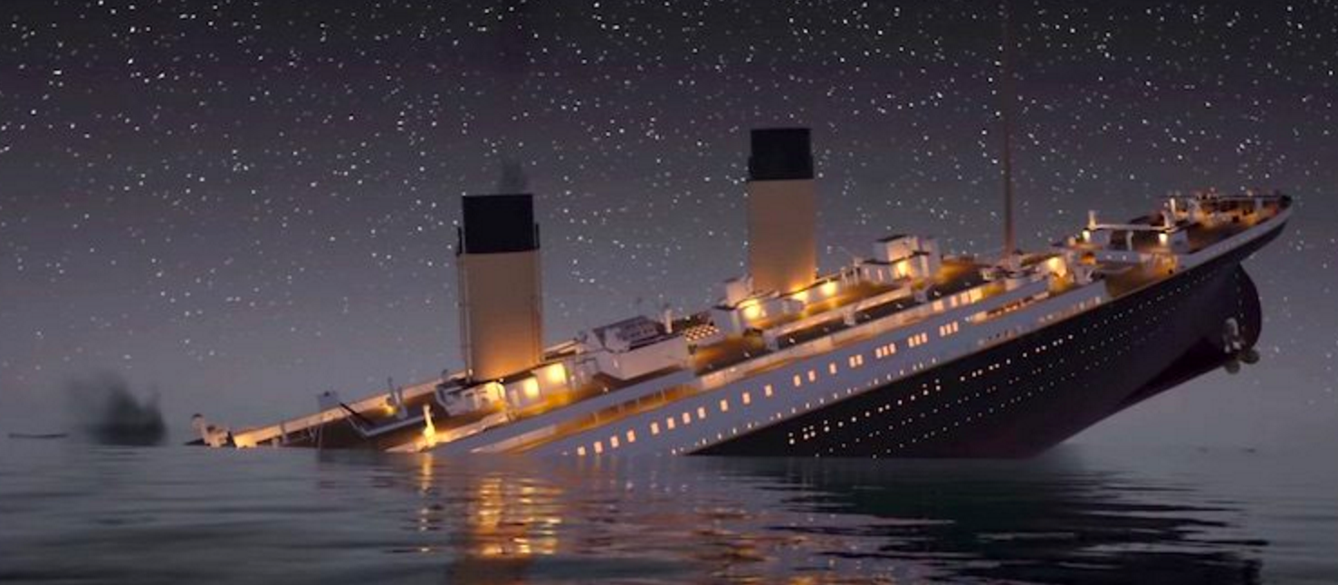 A Titanic On-Boarding Disaster